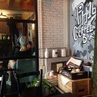 Photo taken at PH1b coffee bar by Pum B. on 3/30/2017