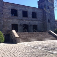 Photo taken at Castelo Chateau Lacave by Marcio L. on 10/8/2013