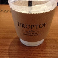 Photo taken at DROPTOP by Woo Hyung C. on 3/3/2014