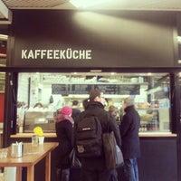 Das Foto wurde bei Kaffeeküche von Nihan U. am 2/7/2013 aufgenommen