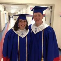 Photo taken at Samuel Wolfson Senior High School by R. Hugh P. on 6/2/2013