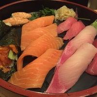 Photo taken at Asaka Japanese Restaurant by Jackie N. on 12/28/2014