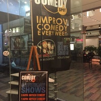 Photo taken at The Comedy Spot by Jackie N. on 1/18/2015