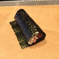 Photo prise au KazuNori: The Original Hand Roll Bar par Jackie N. le4/1/2017