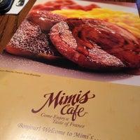 Photo taken at Mimi's Cafe by Jay J. on 3/30/2013