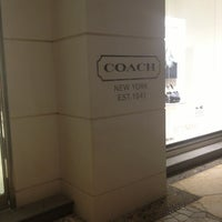 Photo taken at Coach by Natalia G. on 2/3/2013