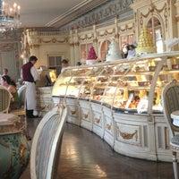 Photo taken at Кондитерская «Кафе ПушкинЪ» by Victoria N. on 7/10/2013