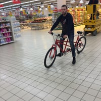 Photo taken at Auchan by Sergiy S. on 3/14/2016