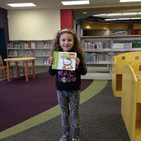 Photo taken at Fountaindale Public Library by Trina L. on 4/3/2013