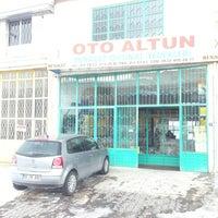 Photo taken at Oto Altun by Seyyid A. on 1/11/2013