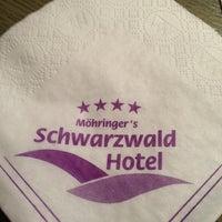 Das Foto wurde bei Schwarzwaldhotel Möhringer von Michael R. am 2/16/2013 aufgenommen