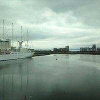 Photo taken at Ocean Terminal by Michael R. on 8/24/2013