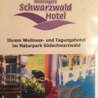 Das Foto wurde bei Schwarzwaldhotel Möhringer von Michael R. am 2/15/2013 aufgenommen