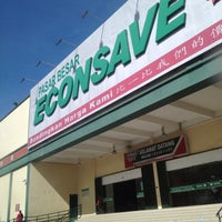 Photo taken at Econsave by Lukman A. on 5/12/2013