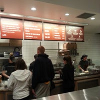Photo taken at Chipotle Mexican Grill by Benjamin N. on 5/6/2013