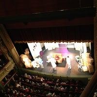 Photo taken at Théâtre du Gymnase by Alba F. on 2/16/2013