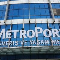 Photo taken at Metroport by Abdullah S. on 1/30/2013
