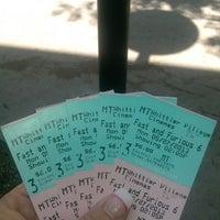 Photo taken at Whittier Village Cinemas by Jennifer H. on 5/27/2013