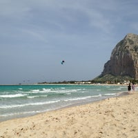 Photo taken at San Vito Lo Capo by Flavia P. on 4/28/2013