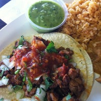Photo taken at Fiesta Taco by Patricia W. on 3/14/2013
