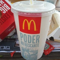 Photo taken at McDonald's by Andreia B. on 8/28/2013