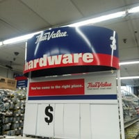 Photo taken at Cornell's True Value Hardware by Moe on 2/21/2013