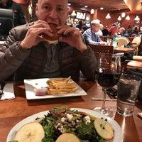 Photo taken at Todd English Bonfire Restaurant by Bilge E. on 2/2/2017