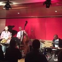 Photo taken at The Jazz Room at The Kitano by Bilge E. on 3/4/2016