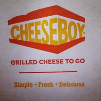 Photo taken at Cheeseboy by Drew B. on 9/27/2013