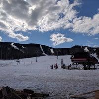 Photo taken at South Ridge Base Lodge by Eric S. on 3/1/2018