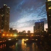 Photo taken at LaSalle Street Bridge by Daan V. on 8/28/2013