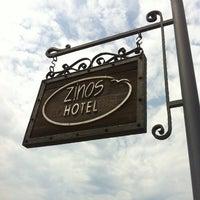 7/27/2014 tarihinde EyLoCaNziyaretçi tarafından Zinos Country Hotel'de çekilen fotoğraf