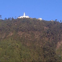 Photo taken at Monserrate by Daniel Z. on 2/20/2013