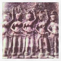 Photo taken at Angkor Wat by Alexey K. on 5/6/2013