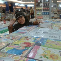 Photo taken at Gramedia by Fityan A. on 5/11/2013