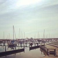 Das Foto wurde bei Yachthafen Grömitz von MrsBerryde am 4/14/2013 aufgenommen
