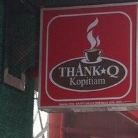 Photo taken at THANK¤Q Kopitiam by Luq'man on 4/28/2013