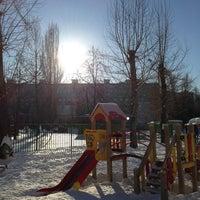 Photo taken at Детская площадка by Владимир P. on 1/26/2013