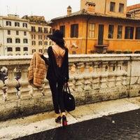 Photo taken at Rome Italia by Züleyha Kuru on 3/16/2015