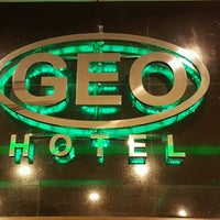 Photo taken at Geo Hotel by Denys M. on 4/30/2016