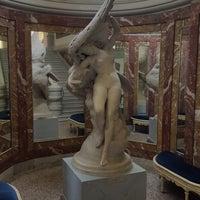 Photo taken at Musée des Beaux-Arts Jules Chéret by Denys M. on 10/26/2017