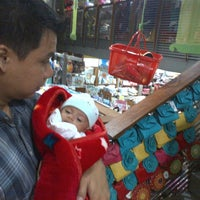 Photo taken at Yen's Baby Shop by Ismailia S. on 8/6/2013