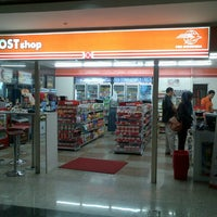 Photo taken at Circle K Post Shop Banda by Ismailia S. on 2/20/2014