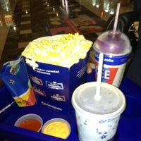 Photo taken at Cinépolis by Raquel V. on 4/1/2013