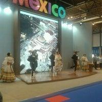 Photo taken at Feria Internacional de Turismo (FITUR) by Pedratour v. on 1/31/2013