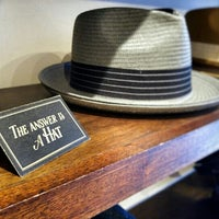 Photo taken at Goorin Bros. Hat Shop - French Quarter by Fitch ♚. on 5/31/2015