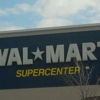 Photo taken at Walmart Supercenter by Ms. D. on 10/29/2011
