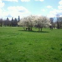"""Снимок сделан в Парк """"Гео Милев"""" (Park Geo Milev) пользователем Lilly K. 4/14/2013"""