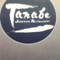 Foto tirada no(a) Tanabe Japanese Restaurant por Ghislaine G. em 2/19/2013