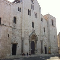 Photo taken at Basilica di San Nicola by Vadim U. on 7/19/2013